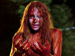'CARRIE'-ING ON THE TRADITION Chloe Moretz reprises the title role of this classic film