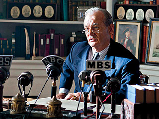 PERIOD PIECE Bill Murray has big shoes to fill as FDR in Hyde Park on Hudson