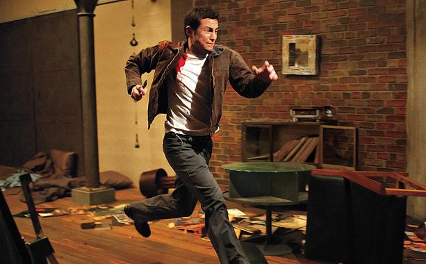 Director/screenwriter Rian Johnson has had the idea for Looper kicking around in his head since working with Joseph Gordon-Levitt on 2006's twisty high school noir…