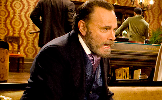 Django Unchained | Tarantino has always enjoyed casting actors with a video-store legacy. In Reservoir Dogs , Old Hollywood tough guy Lawrence Tierney played the cut-from-granite crime lord…