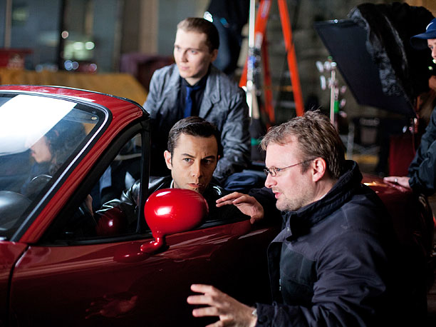 Geek Impact: Gordon-Levitt certainly made an impression with his performances in The Dark Knight Rises and Lincoln , and his filmmaking collective hitRECord continues to…