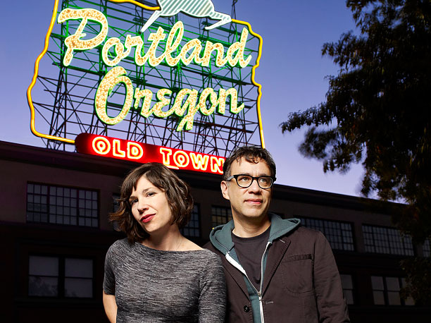 Geek Impact: After building a loyal following for the IFC series Portlandia with its first season, writer-producer-stars Armisen and Brownstein saw their ode to geeky…