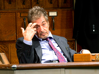 SOME OF SHELLY'S BLUES Al Pacino chews the scenery — but not in a good way — as a sad sack of a salesman in…