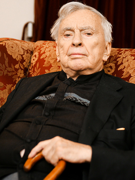 Gore Vidal | ''Because there is no cosmic point to the life that each of us perceives on this distant bit of dust at galaxy's edge, all the…
