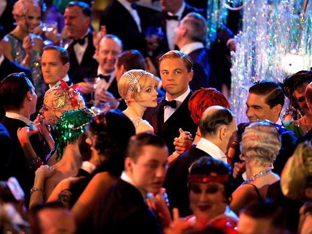 Carey Mulligan, Leonardo DiCaprio, ...