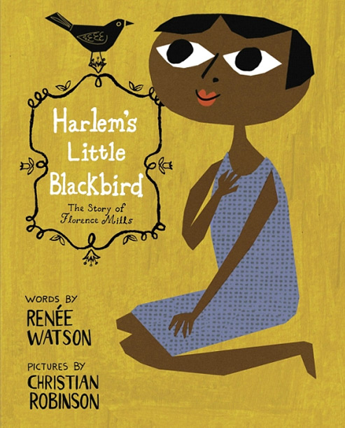 Watson's lyrical prose is the real treat in this stunning children's biography of Florence Mills. The Harlem Renaissance singer may not be one of the…