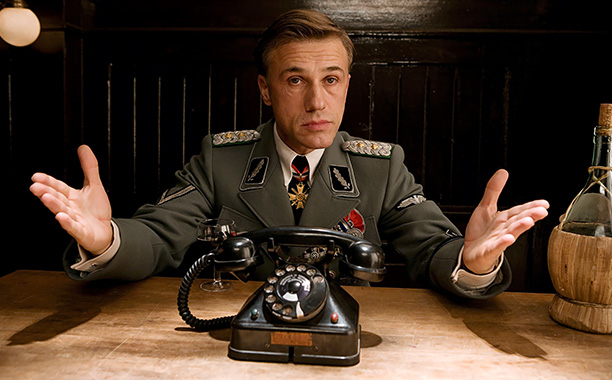 Inglourious Basterds | The florid nature of Tarantino's dialogue has inspired plenty of horrifying imitators. But characters in these movies aren't just showing off. Most of the director's…