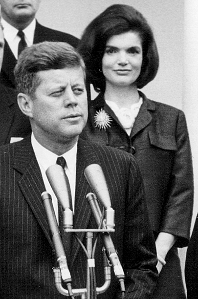 As Barack Obama kicks off his second presidential term on Jan. 20, read up on one of his political forebears: John F. Kennedy . 2013…