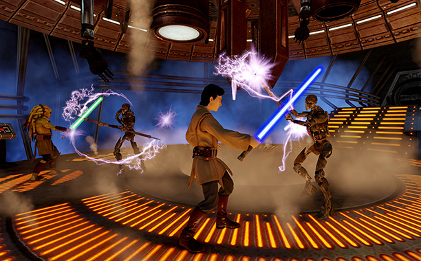 Slave Leia. Dancing to Christina Aguilera. Bring on Episode VII , please! — Darren Franich