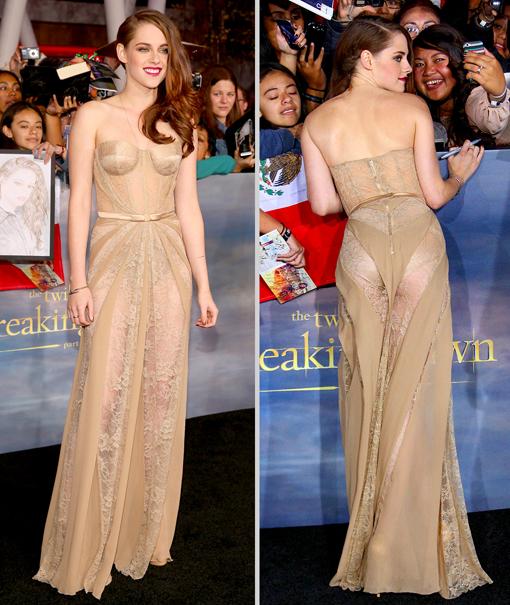 Kristen Stewart Dress Auction
