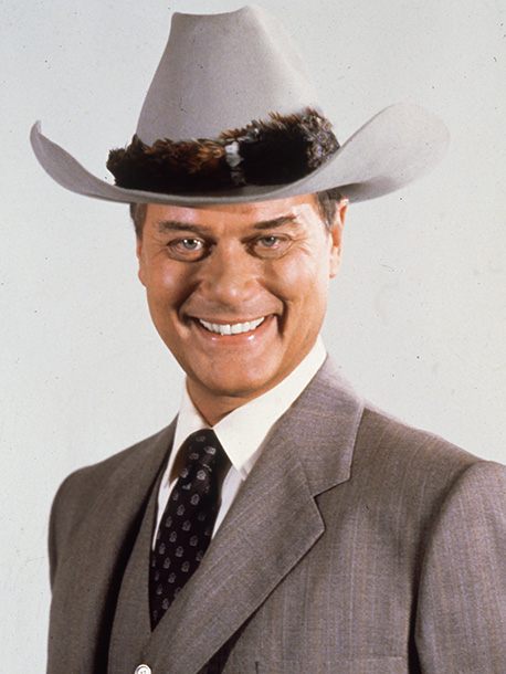 Larry Hagman | ''Ask 100 people about Larry, and every answer starts with a smile. ... Someone wrote me, 'A large person leaves a large hole in your…