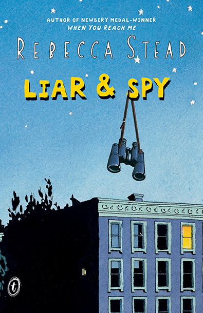 Seventh grader Georges moves to Brooklyn and becomes a spy recruit for his friend Safer, but all is not as it seems.