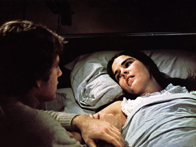 Ali MacGraw, Ryan O'Neal | Love Story (1970) Love Story just did NOT age well. I loved it when I was a kid: made me cry and everything. Now it?s…