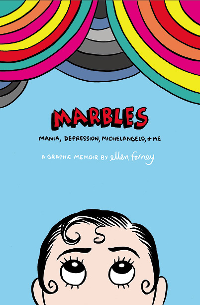 Forney's bracingly frenetic graphic memoir uses her own bipolar disorder to explore the queasily symbiotic relationship between mood disorders and creativity, with new takes on…