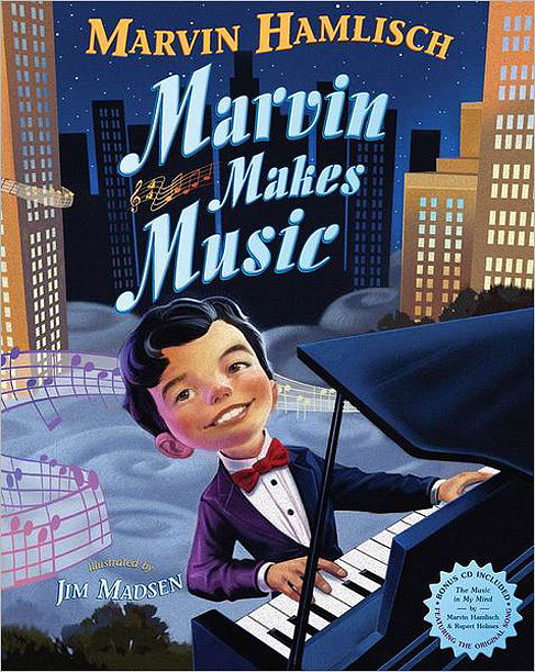 Published posthumously, Marvin Makes Music was written by the subject himself: Marvin Hamlisch, an Emmy, Grammy, Oscar, and Tony-award winning musician and the youngest student…