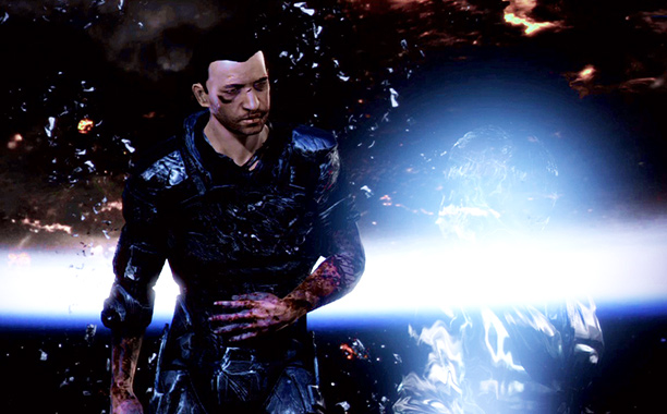 Few franchises placed a greater value on story than Mass Effect , so it makes sense that the game's final ''ending'' — or rather, series…