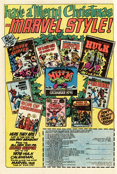 The holiday season is the gift that keeps giving for comic book artists. From the earliest days of the four-color medium there have been Christmas…