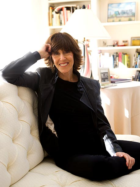 Nora Ephron | ''Nora kept doing things well. It was really annoying! She was a great writer, a great director, and then it turned out she was a…