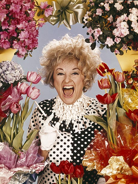 Phyllis Diller | ''It's important to remember that when you're laughing at one of my shows or at Whitney Cummings or Tina Fey on TV, it's because of…