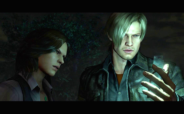 Characters in the Resident Evil franchise have always spoken in a uniform language of poorly translated, exposition-heavy melodrama-speak; it was part of the games' cheesy…