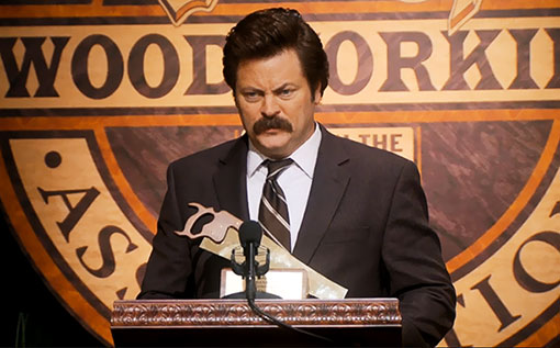Parks and Rec': Ron Swanson-isms | EW.com