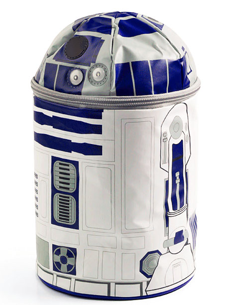 Star Wars | You'll be the coolest kid in school! Well, probably not. But who cares? R2-D2 lunch bag!