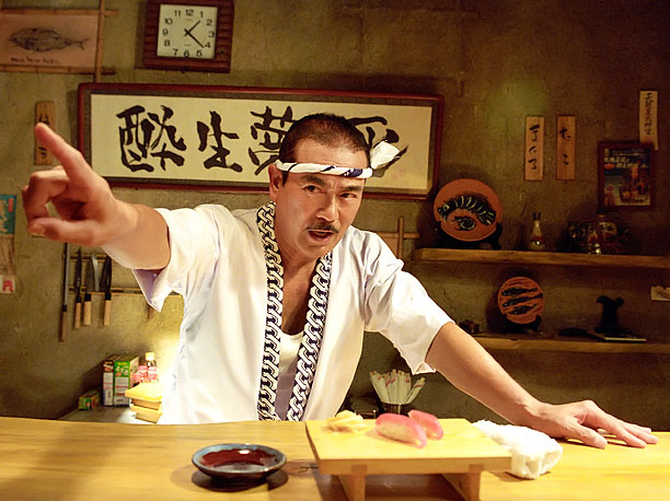 Revival role: Kill Bill For Kill Bill 's honorific role of blade-maker Hattori Hanzu, Tarantino chose one of the most famous Japanese martial arts actors…