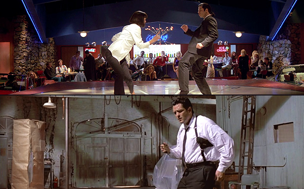 Reservoir Dogs | Continuity fetishists know that Tarantino has always layered in sly links between his movies. The most famous is his assertion that Michael Madsen's Vic Vega…