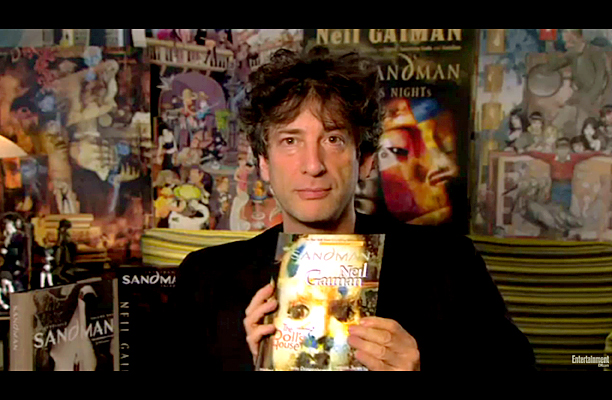 Celebrate Neil Gaiman! With a children's book coming out in January, a novel due in the summer, and the impending 25th anniversary of The Sandman…
