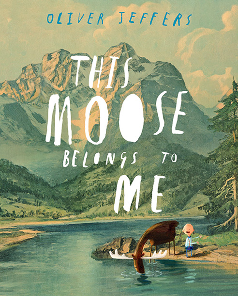 Wilfred thinks he's found the perfect pet to obey all his rules. The catch? Marcel's a moose — and he belongs to no one.