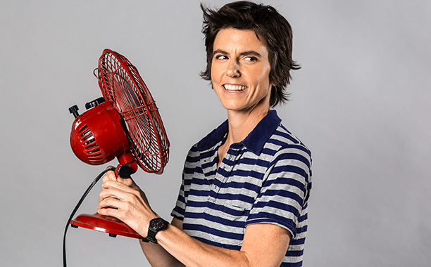 All stand-up comic Tig Notaro wanted in 2012 was to pitch a book and work some tour dates, but instead she got hit with a…