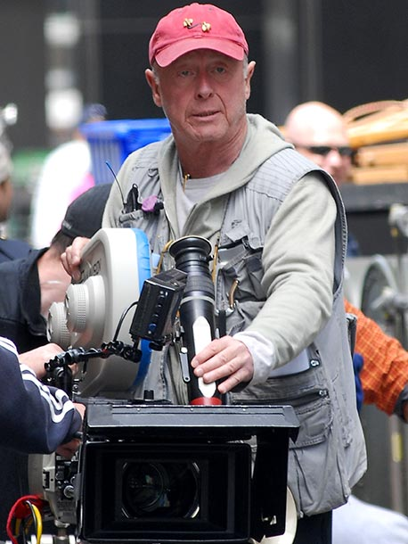 Tony Scott | ''Just before he died, we were talking about doing a Top Gun sequel together. I was excited to be working with him again after all…