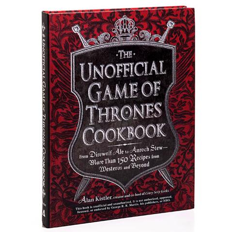 Unofficial Got Cookbook