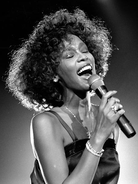 Whitney Houston | ''I saw her do an interview where she basically said, 'I'd had a thousand number-one hit records, I'd had huge albums, I'd toured the world,…