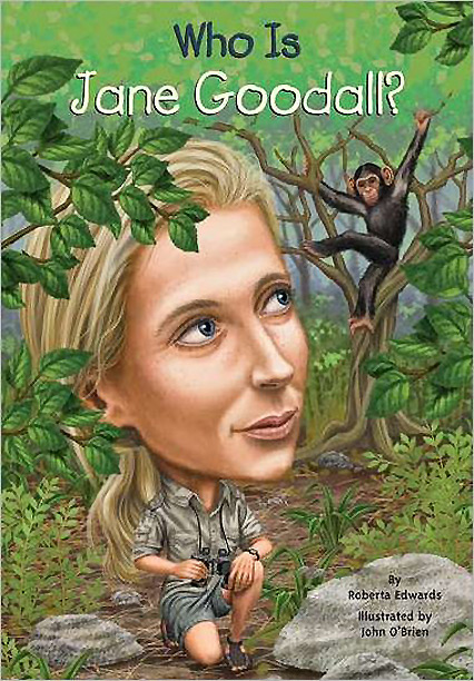 This short chapter book profiling British anthropologist Jane Goodall is a solid installment in the Who Was... series. Easy, straightforward, and enjoyable, children will appreciate…