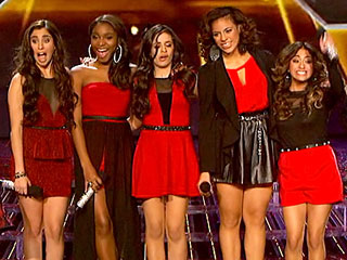 X FACTOR FIFTH HARMONY