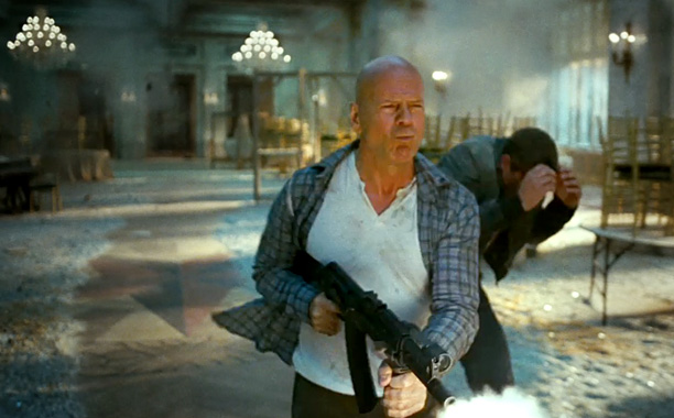 For the fifth entry in the Die Hard franchise, irascible and still-not-yet-retired NYPD officer John McClane heads to Russia with an unlikely partner — his…