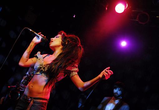 Amy Winehouse Nyc