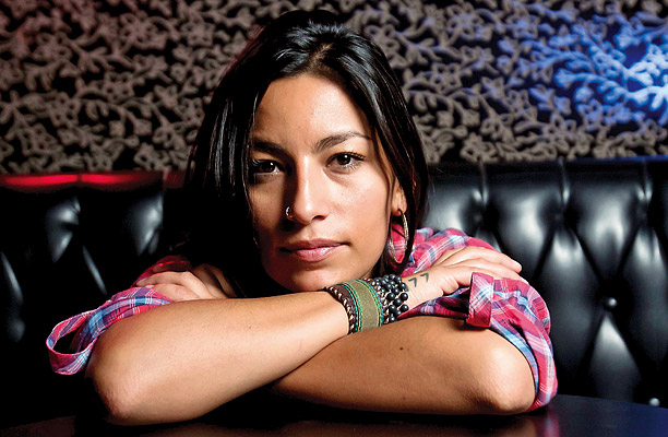 The album: La Bala The hook: This Chilean-French MC (up for Best Latin Rock, Alternative or Urban Album) raps en español, laying her seductive staccato…