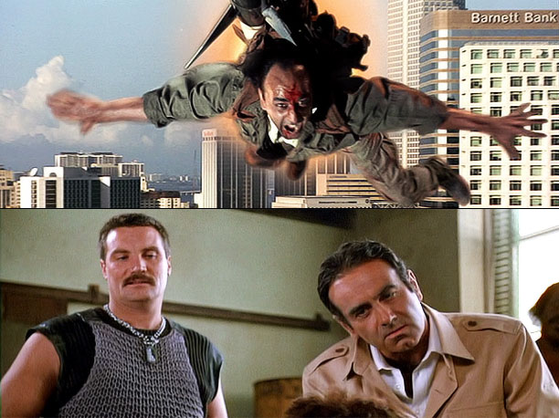 When you consider that Schwarzenegger spent a couple decades as the walking incarnation of human superstrength, it's remarkable just how unimposing most of his bad…