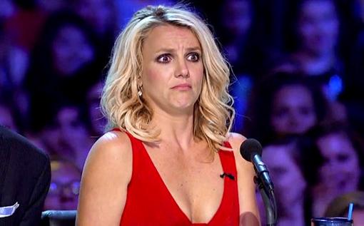 Britney X Factor