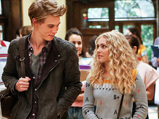 CARRIE DIARIES EP02
