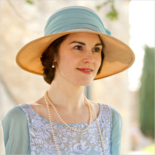 Downton Abbey Lady Mary
