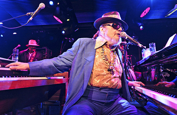 The album: Locked Down The hook: In full New Orleans-outlaw mode, Dr. John borrows garage-scuzz cool from his producer, Dan Auerbach of the Black Keys,…