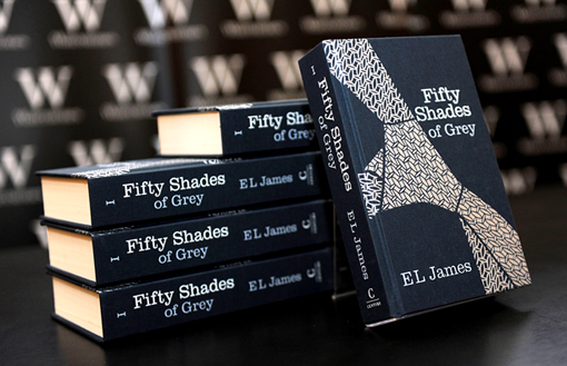 Fifty Shades Of Grey Hardcover