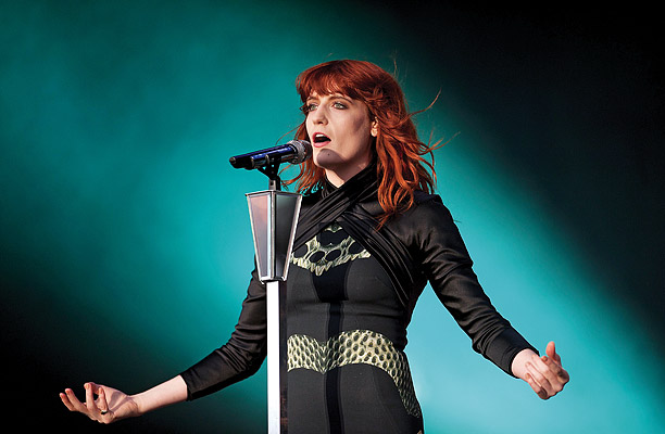The album: Ceremonials The hook: Double nominee Florence — she's up for Best Pop Duo/Group Performance and Best Pop Vocal Album — boldly storms the…