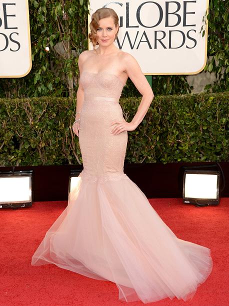 Golden Globe Awards 2013   Designer: Marchesa