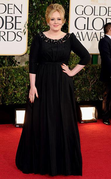 Golden Globe Awards 2013   Designer: Burberry
