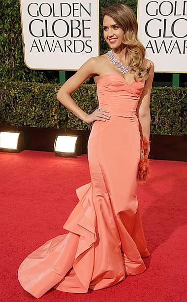 Golden Globe Awards 2013   Designer: Christian Dior