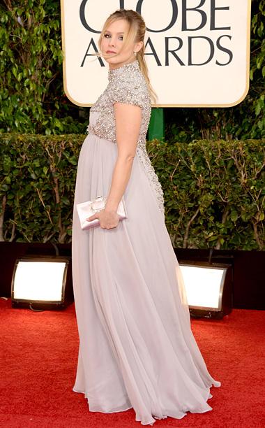 Golden Globe Awards 2013   Designer: Jenny Packham
